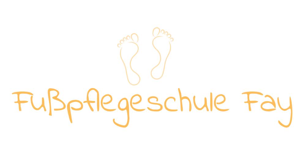 logo fußpflegeschule fay